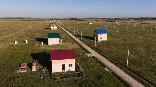 Rusia tiene vastas extensiones de tierra despobladas y quiere repoblarlas.