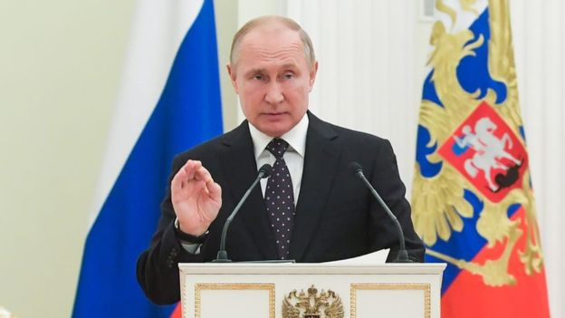 El gobierno de Putin ha priorizado una política para atraer inmigrantes.